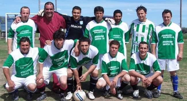 Defensores de La Chacarita en la punta del Torneo de Veteranos
