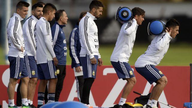 La cargada agenda del seleccionado argentino