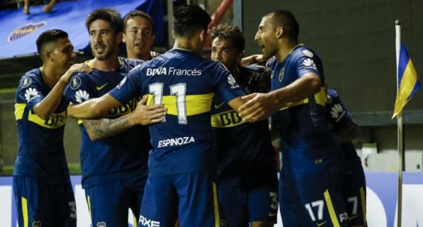 Boca se juega la clasificación a octavos esperando una mano de Palmeiras