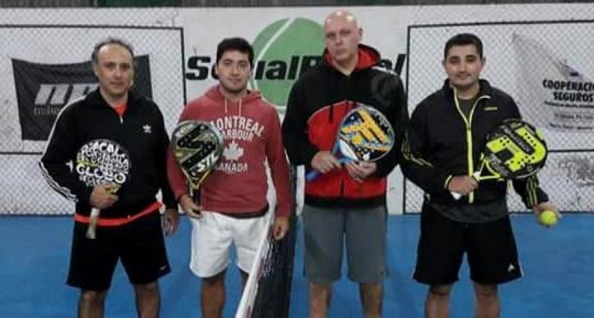 Ricardo Magi – Mauricio Peluffo subcampeones de 5ta categoría en Riestra