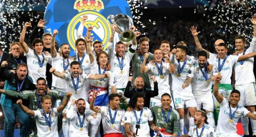 ¡Triple corona! El Real Madrid alzó su tercera Champions al hilo ante el Liverpool