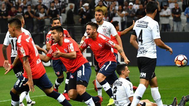 El Rojo se hizo fuerte en Brasil y logró un triunfazo