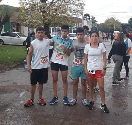 Quinto lugar para Francisca Almirón en los 10K de Santa Lucia