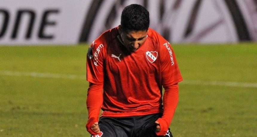 Independiente cumplió el trámite y avanzó en la Copa Sudamericana