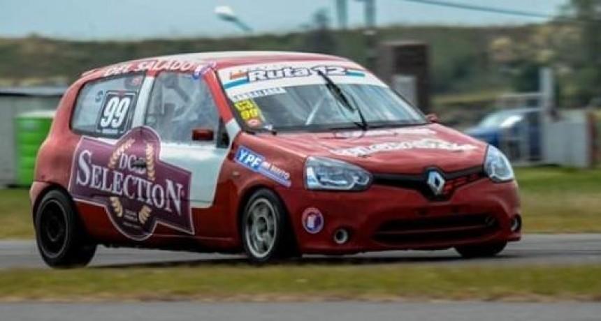 Lucas Barbalarga fue 12° en su serie del Turismo Pista