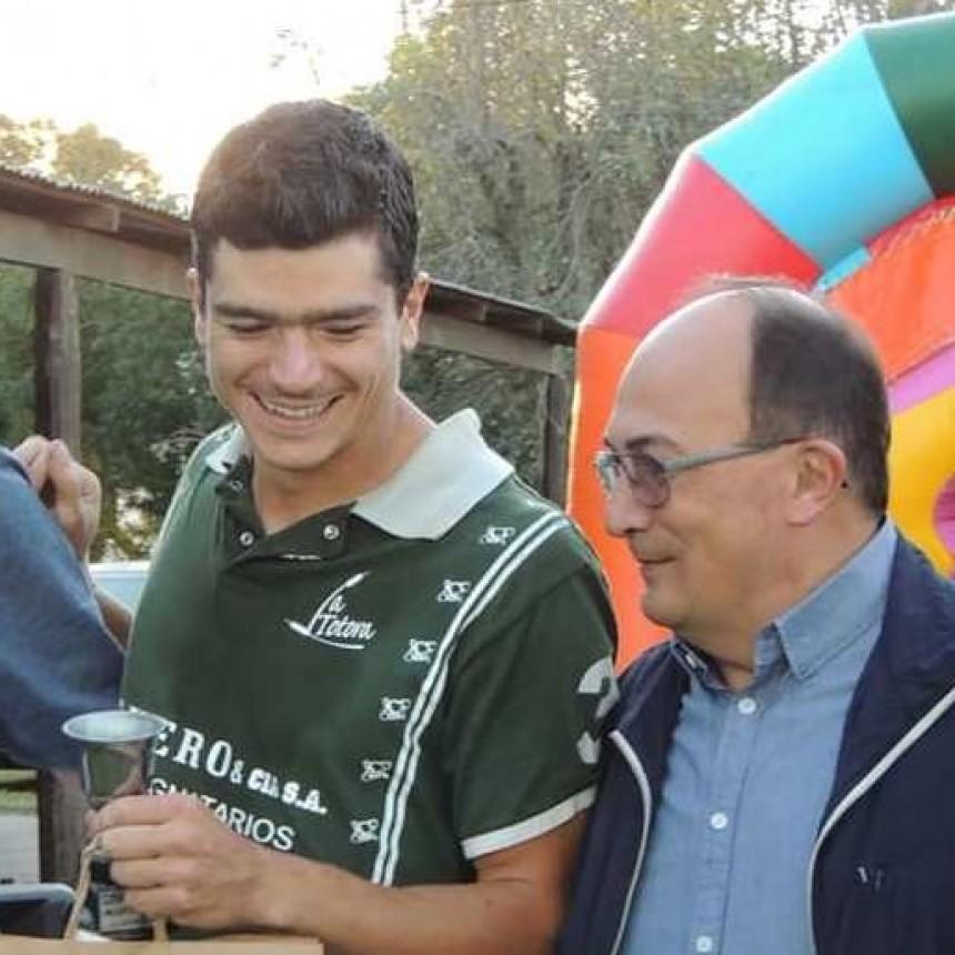 Mejora Emanuel De Rocco, jugador de La Totora de Saladillo