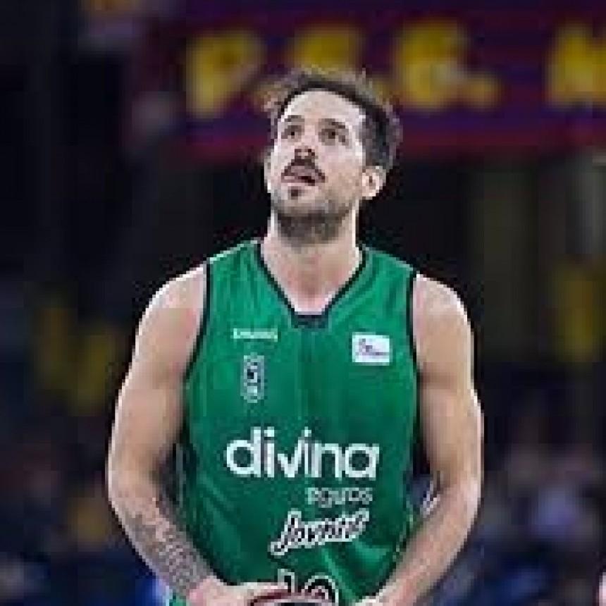 Laprovittola, el mejor latinoamericano de la ACB