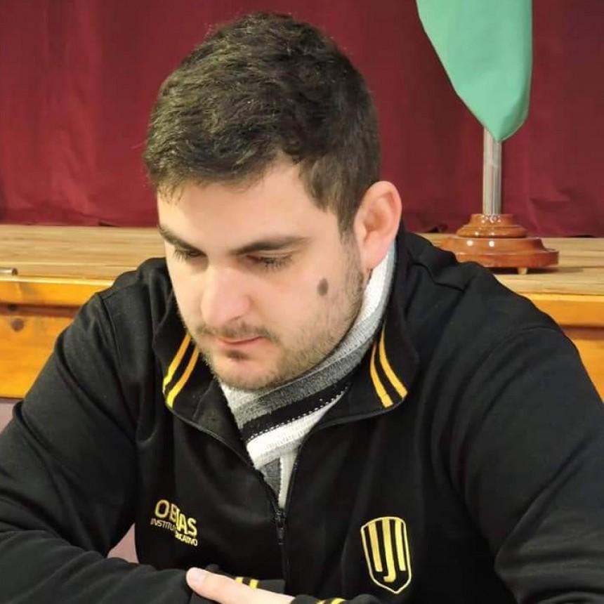 """Nelson Lujan Campeón del 1° IRT """"Ciudad de Púan"""""""