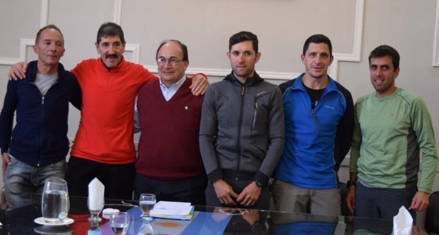 Distinguieron a ciclistas saladillenses que participaron del Campeonato Argentino