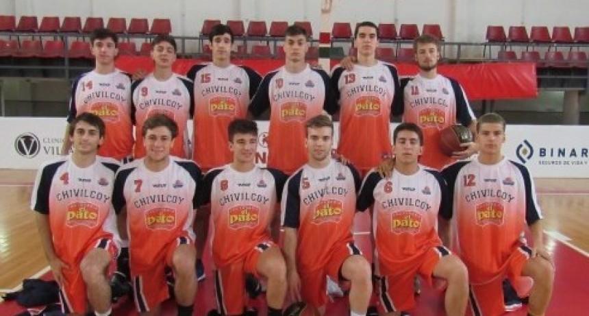 Selección sub19 de Chivilcoy arrancó con una victoria en el Provincial