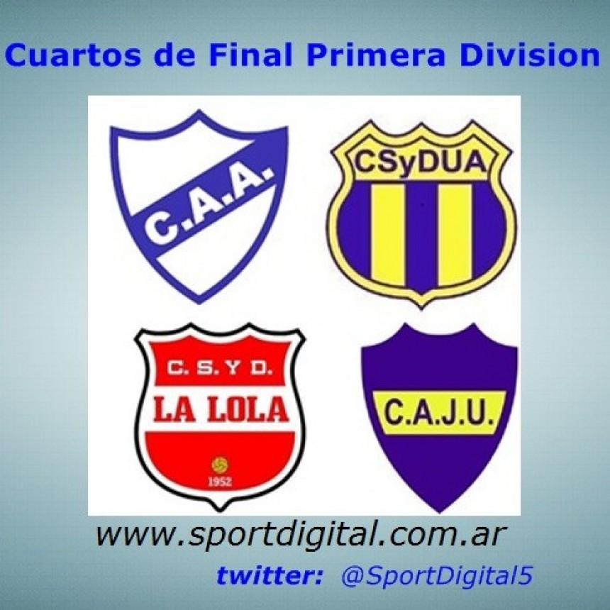 Se juegan hoy los cuartos de Final de Segunda y Primera División