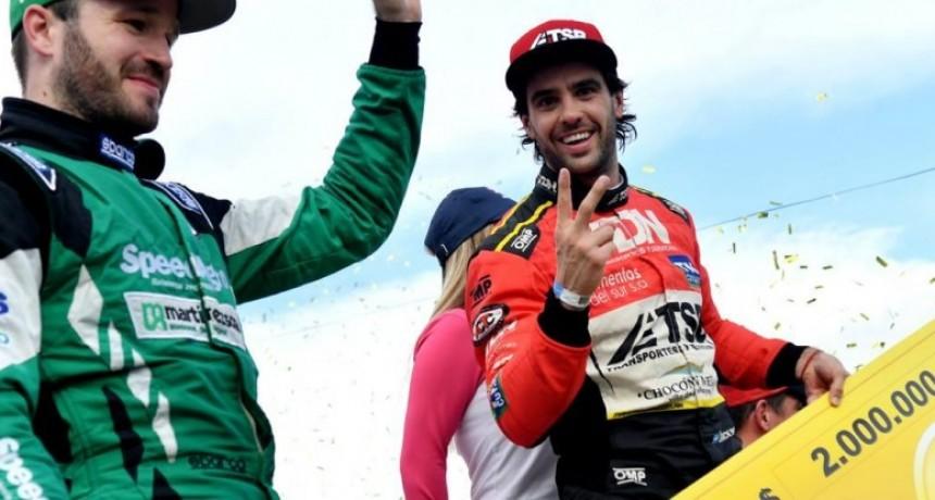 """José Manuel Urcera ganó la carrera """"De los Millones"""" en Rafaela"""