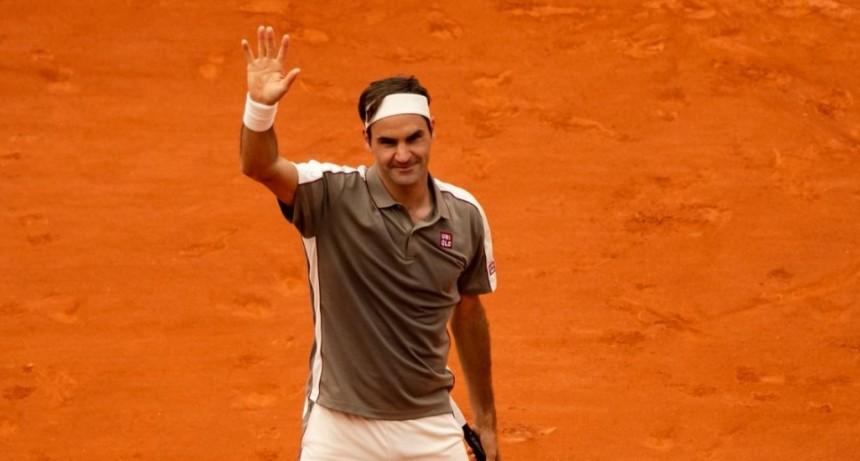 Federer ante padre e hijo despues de 20 años