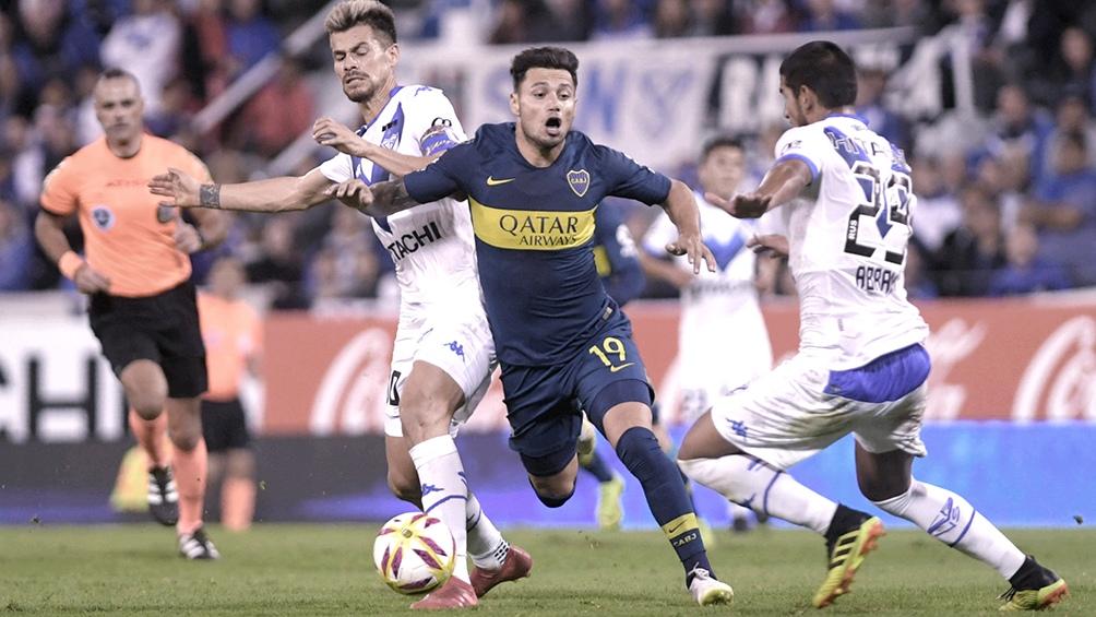 Boca ante Vélez con la mira puesta en las semifinales