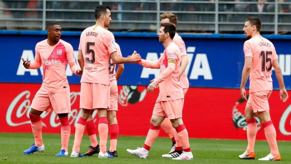Messi se consagró goleador de la liga española por sexta vez y va por la Bota de Oro