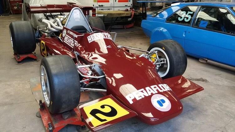 Lo encontraron en partes y volvió a vivir: un Fórmula 1 Mecánica Argentina campeón con Luis Rubén Di Palma en 1974
