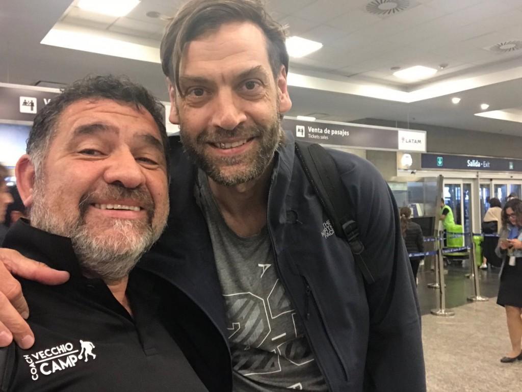 """""""FUI EL QUE PUSO LA SEMILLA EN LA GENERACIÓN DORADA"""""""