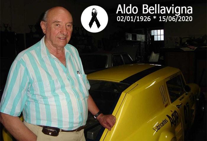 Lamentable noticia para el mundo del TC: Falleció Aldo Bellavigna, parte de la historia de nuestro automovilismo