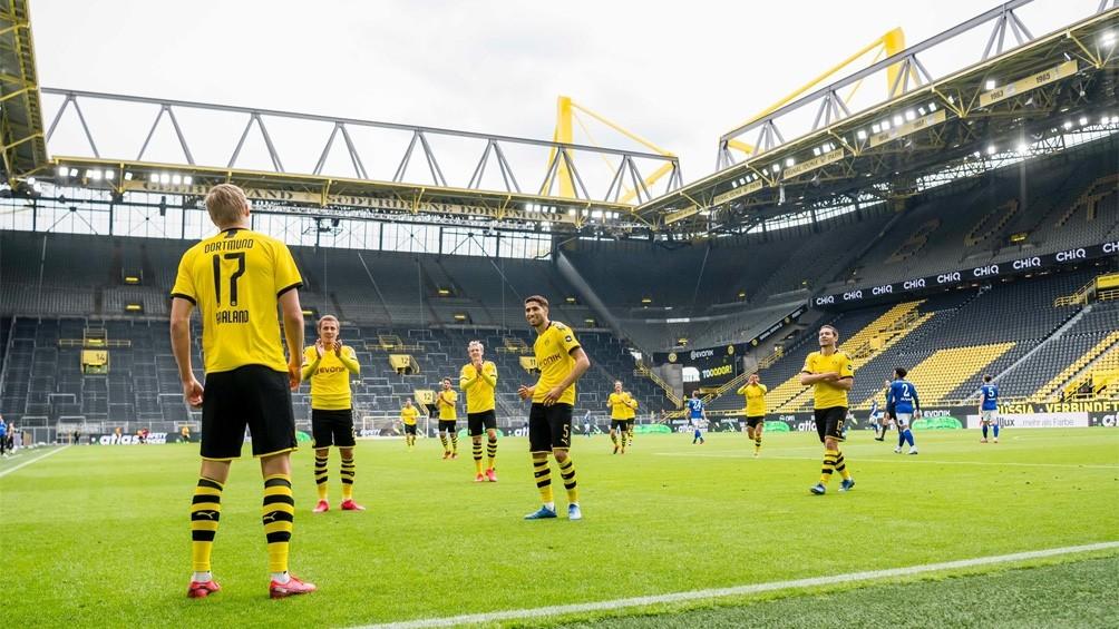Bayern Munich ganó y mantuvo la distancia sobre Dortmund
