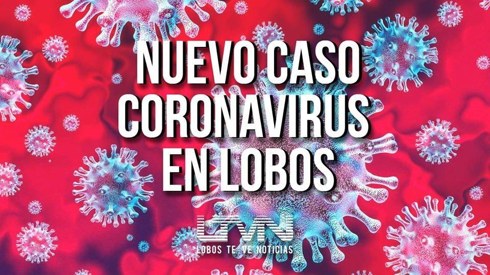 Segundo caso de coronavirus en Lobos
