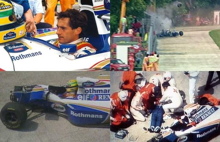 Efemerides: el 1 de mayo de 1994 fallecia Senna