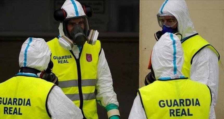 España vuelve a superar los mil contagios diarios y repuntan las muertes