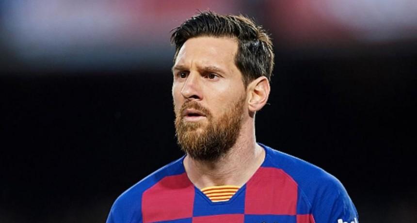 Messi donó una cifra millonaria al Hospital Garrahan