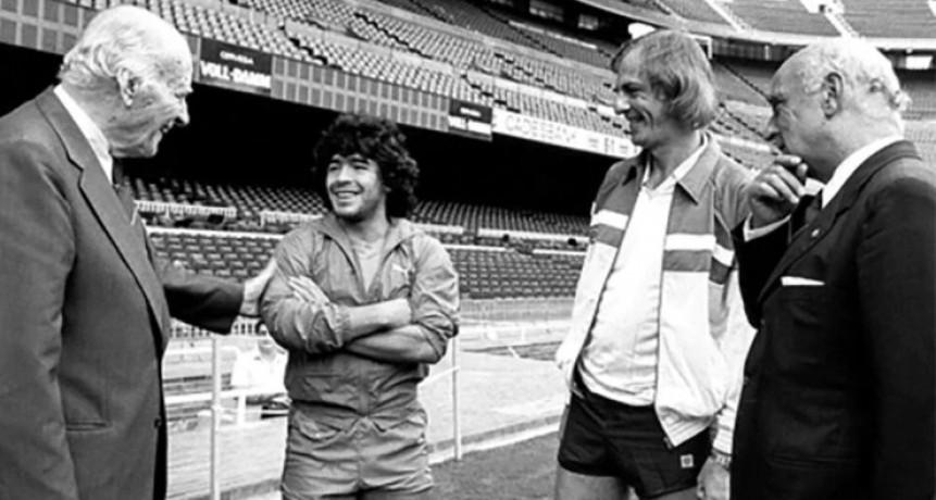 Historia secreta del día en que Menotti dejó a Maradona fuera de la lista de la Selección