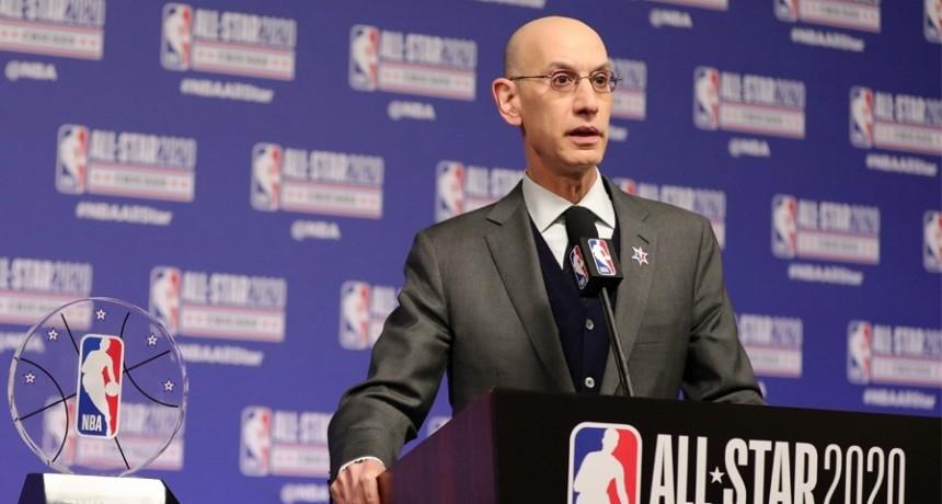 La NBA tiene pensado regresar a mediados de julio
