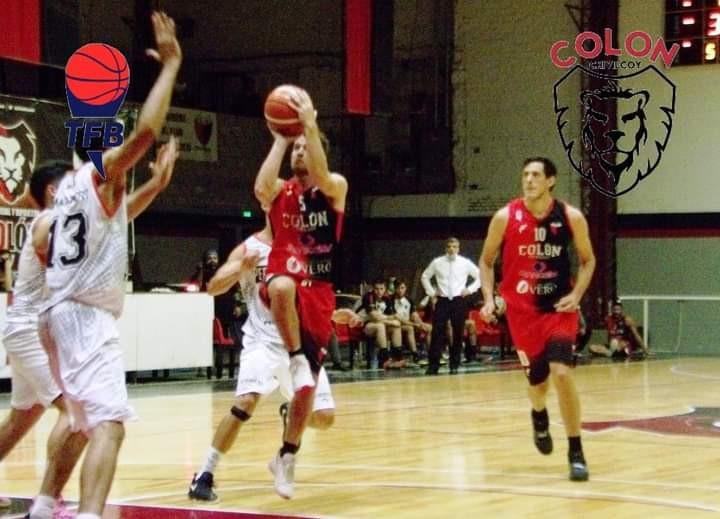 Colon podría hacer de local en Saladillo por el Torneo Federal de Basquet