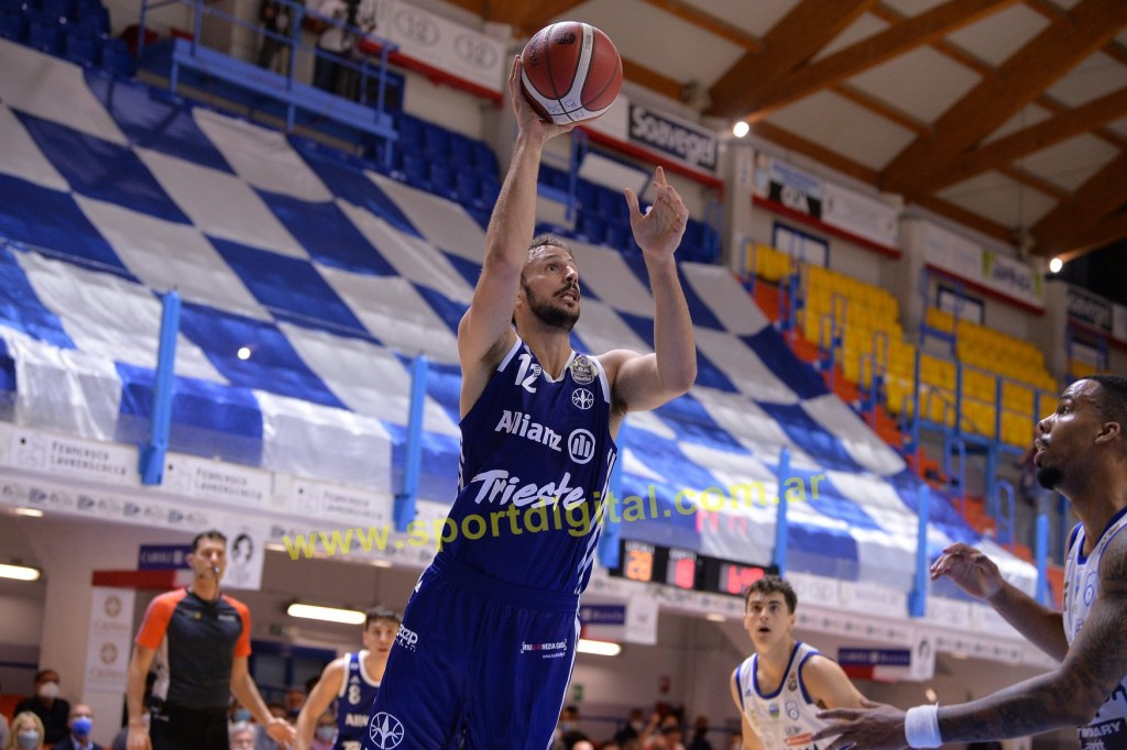El Allianz de Marcos Delía arranca la serie de playoff  perdiendo ante Brindisi