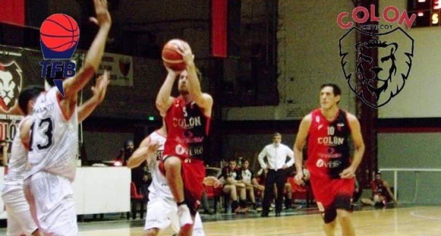 Colon podría hacer de local en Saladillo por el Torneo Federal de Basquet