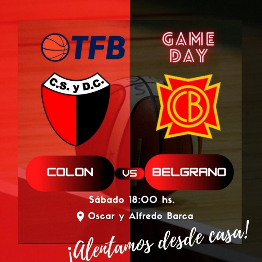 Finalmente Colon jugará este sábado en su estadio por el Torneo Federal