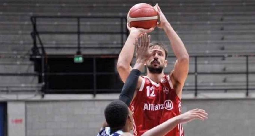 Fin de temporada para Marcos Delía en la Liga Italiana