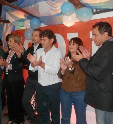 La mesa Scioli Presidente, cuyo referente es Gerardo Zarandona, evaluó la apertura de su espacio en Saladillo