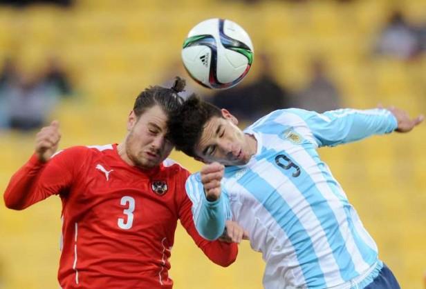 Selección sub20 de Argentina eliminada del Mundial