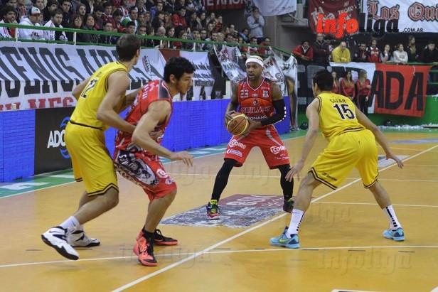 Playoffs LNB: Obras Basket quedó a un triunfo de ser finalista en el Sur