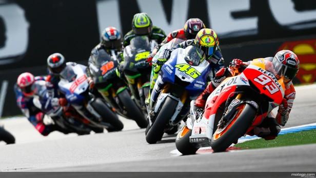 Este domingo mundial de motos desde Catalunya