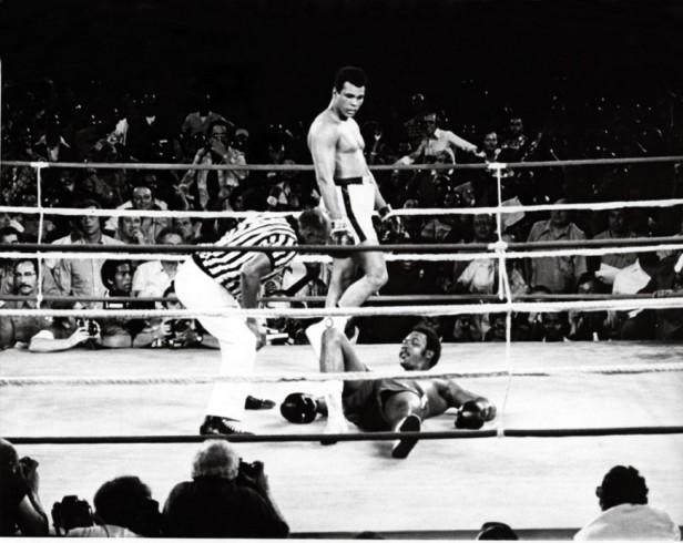 Hoy: Muhammad Alí, el mejor boxeador del mundo, tan grande como su ego