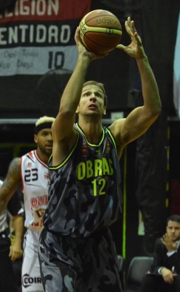 LNB: Marcos Delía seguiría en Obras Basket