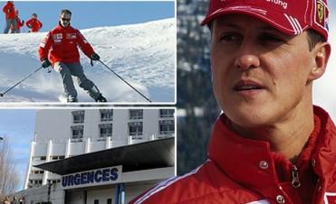 Michael Schumacher, un año despierto