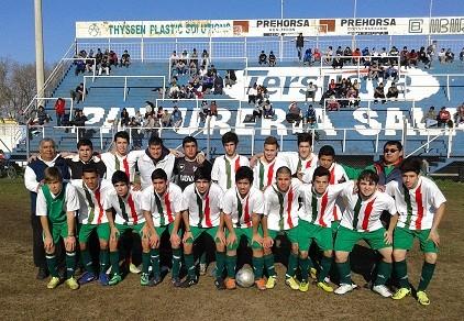 Juegan hoy las Divisiones inferiores por el Torneo Apertura
