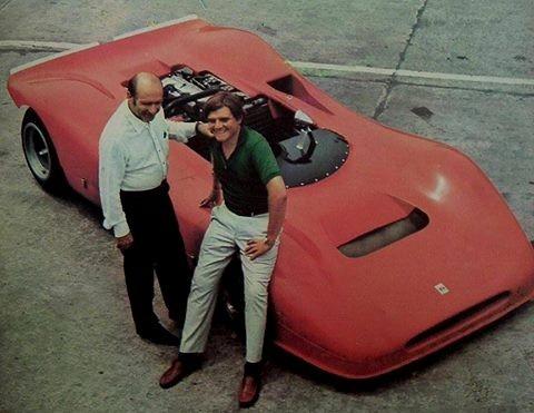 Fangio, Di Palma y el Berta LR