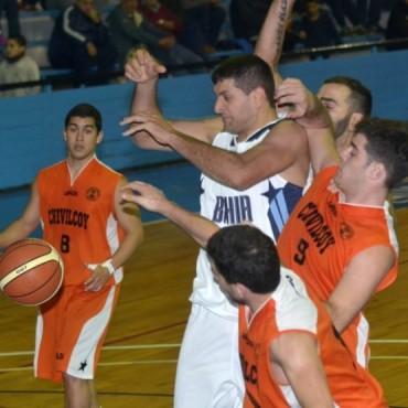 Provincial Mayores: Bahía Blanca le ganó a Chivilcoy por 95-76