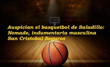 La actividad Basquetbolistica en Saladillo