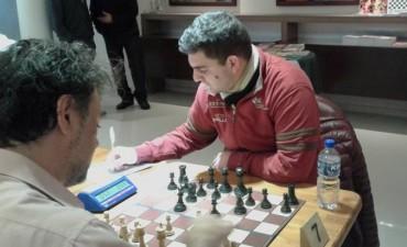 Nelson Lujan finalizo en el puesto 17 en el torneo Internacional de Carilo