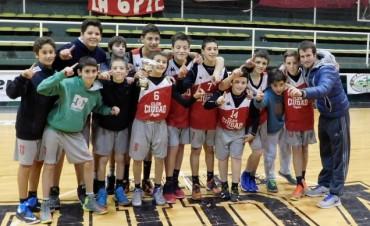 Ciudad de Saladillo campeón de la Liga de Chivilcoy en Sub13