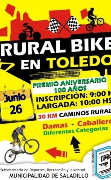 Se realiza este domingo el Rural Bike en Toledo