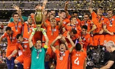 Chile venció a Argentina y es campeón de la Copa América Centenario