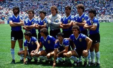 A 30 años del último titulo mundial de la selección Argentina